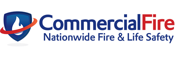 Commercial Fire Logo